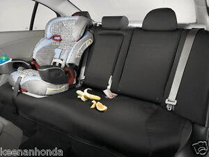 Lovely Image Is Loading Genuine OEM Honda Accord 4Dr Sedan Rear Seat