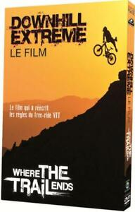 Downhill-Extreme-Le-Film-DVD-NEUF-SOUS-BLISTER-Free-Ride-VTT