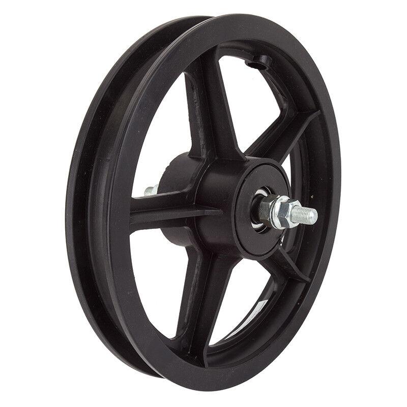 Wheel Master 12 Roues Mag Whl Mag 12-1 2x2-1 4 203x21 WM Pied Blk