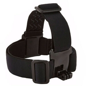 Action Camera Head strap mount For Go Pro SJ5000 Sport Camera S5W7 191466394649