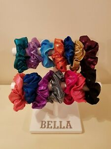 Gymnastics Scrunchie Holder Stand Personalised With Name Of Your Choice Ebay