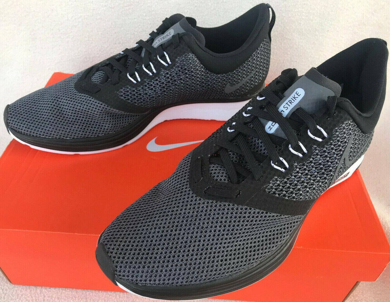 Nike Zoom Strike Racing Racing Racing AJ0188-003 Blk Bowerman Marathon Running shoes Women's 7 928e9c