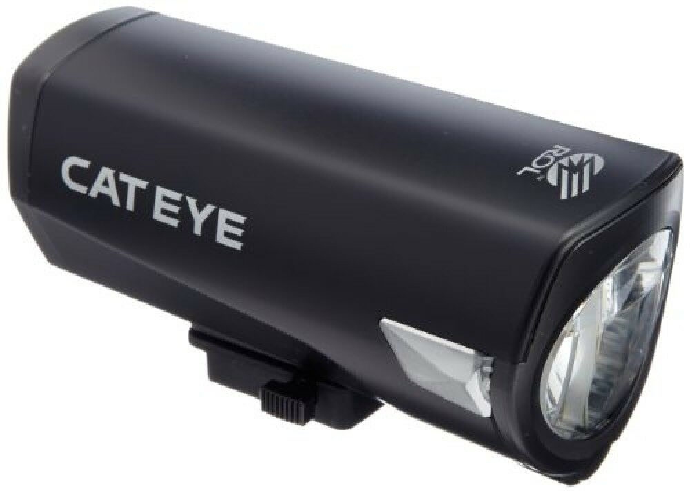 CatEye Econom Force HL-EL 540-G Front Bike Light noir F S