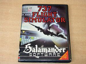 Details about BBC Model B - 737 Flight Simulator by Salamander Software