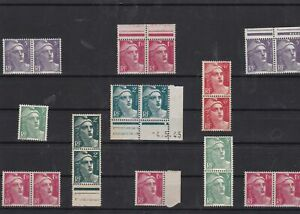 France mint never hinged Stamps Ref 13931