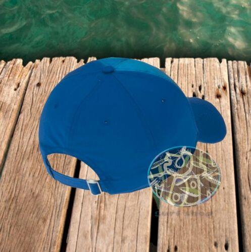New Salt Life Fishing Men/'s Skull Hook Line and Sinker Strapback Cap Hat