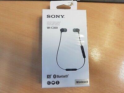 Sony WI C300 Cuffie intrauricolari wireless