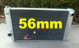 5-ROW-56mm-Aluminum-Radiator-for-Ford-Falcon-XC-XD-XE-XF-V8-or-6-cylinder-AT-MT