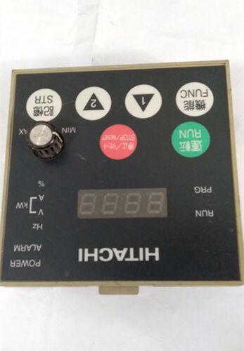 1PCS USED Hitachi inverter accessories L300P panel operation panel