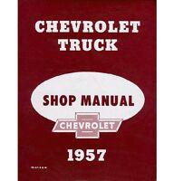 1957 Chevy Truck Shop Manual