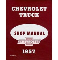 1957 Chevy Truck Shop Manual