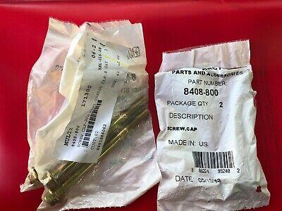 NOS 8408-800 ARCTIC CAT SCREW,CAP-HFH M8X1.25X100 CL8.8 Z/&Y