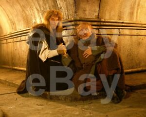 Beauty-and-the-Beast-TV-Ron-Perlman-034-Vincent-034-Armin-Shimerman-10x8-Photo