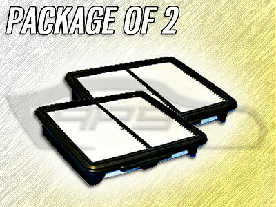 AIR FILTER AF6139 FOR INFINITI M35 M37 Q70 PACKAGE OF TWO