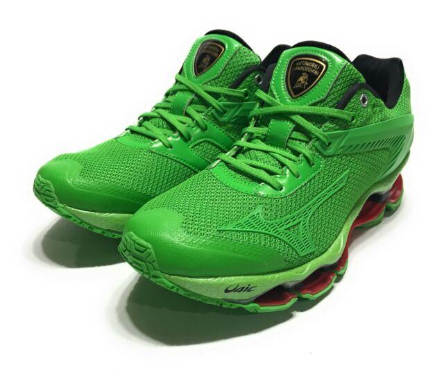 Mizuno Lamborghini Wave Kuryu Sneaker Men/'s Shoes Sneakers Running Shoes New