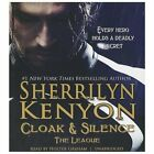 The League: Cloak and Silence 6 by Sherrilyn Kenyon (2013, CD, Unabridged)