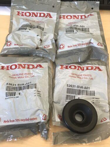 GENUINE 06-11 HONDA CIVIC REAR SHOCK ABSORBER BUSHING UPPER MOUNTING SET OF 4