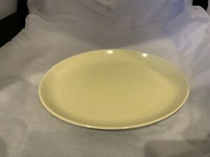 Vintage-Russel-Wright-Iroquois-Casual-China-Yellow-12-034-Oval-Platter-Plate