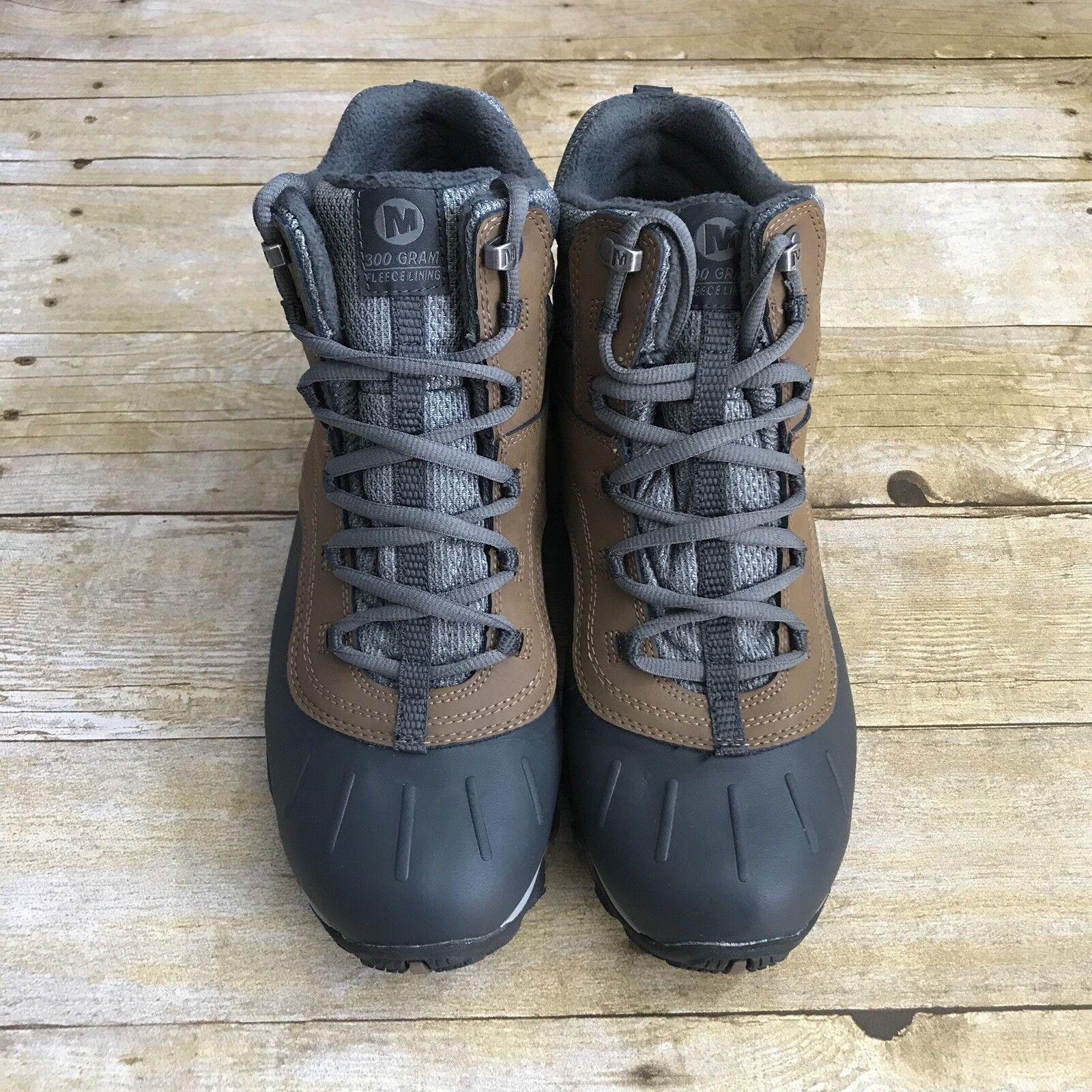 Merrell Herren Otter  Granite Performance Footwear Outdoor Stiefel J310970C Größe 9.5