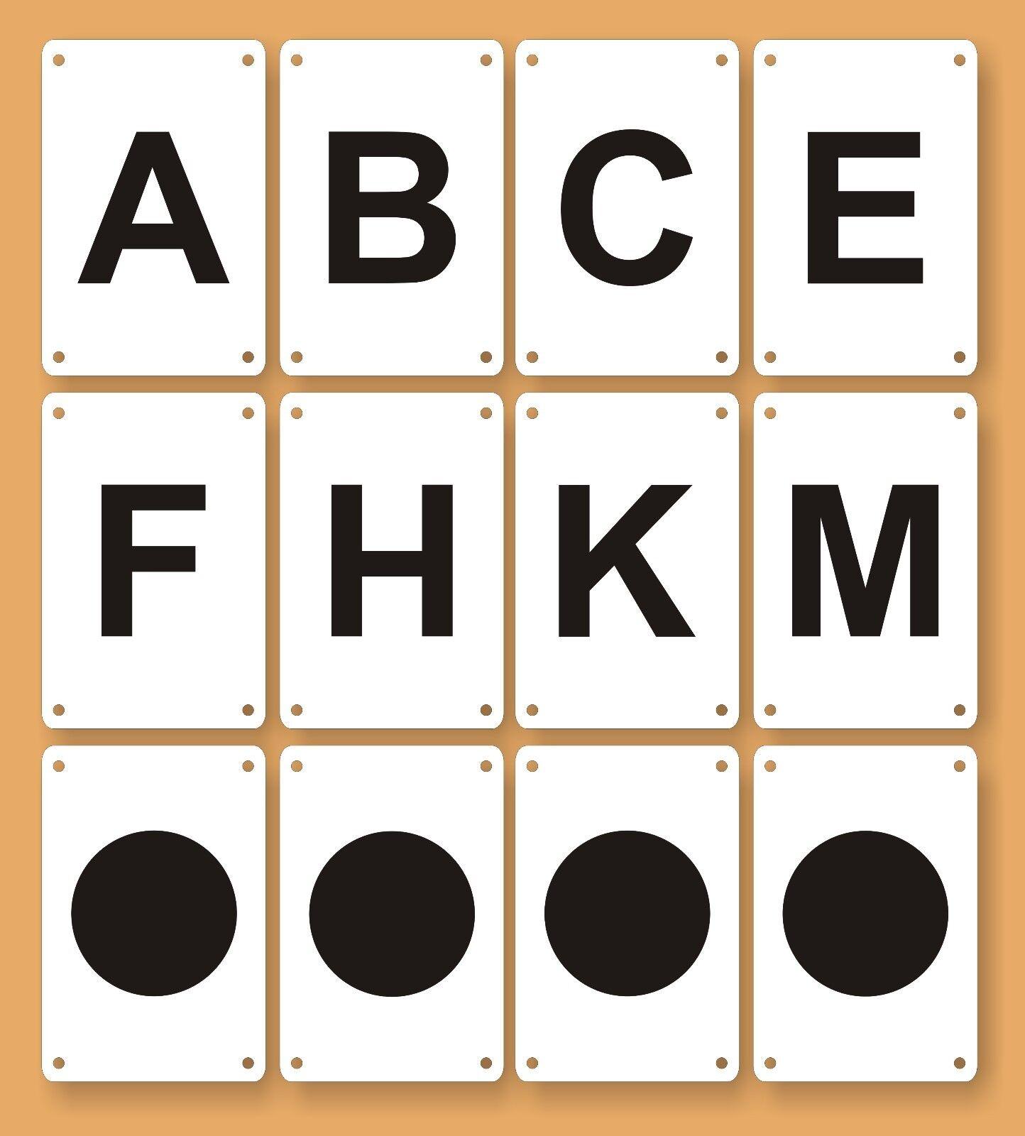 Bahnpunkte und Zirkelpunkte Dressurbuchstaben .:. Dressurbuchstaben Zirkelpunkte in allen Größen und Varianten 4839e0