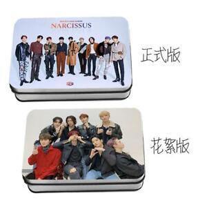 Kpop-SF9-New-Album-NARCISSUS-Polaroid-Lomo-Photo-Card-HD-Collective-Photocard