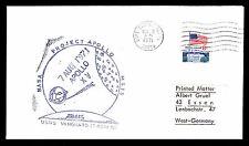 1971 APOLLO 15 MSTS - USNS VANGUARD (T-AGM19) - CAPE CANAVERAL, FL (ESP#1548)