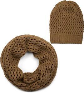 styleBREAKER Ensemble constitué d un bonnet et d une écharpe loop   eBay e82f2fac9cc