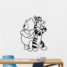 Winnie The Pooh Tigger Wall Decal Cartoon Vinyl Sticker Kids Poster Decor 212zzz