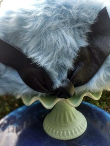 Vintage Elsa Schiaparelli Fur Bubble Hat