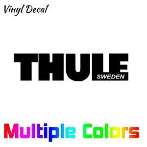 thule sweden bike rack instructions