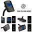 thumbnail 2 - Bluetooth FM Transmitter Hands-free Car Kit Radio Receiver MP3 Audio Adapter