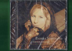 BARBRA-STREISAND-HIGHER-GROUND-CD-NUOVO-SIGILLATO