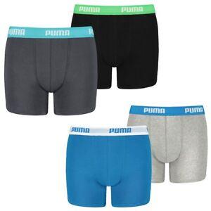 Details zu 2 er Pack Puma Boxer Boxershorts Jungen Kinder Unterhose Unterwäsche