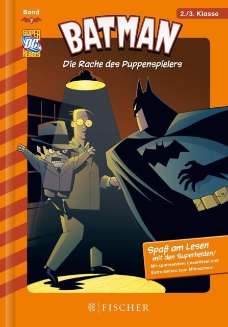 Lemke - Batman - Die Rache des Puppenspielers - Gebunden - UNGELESEN