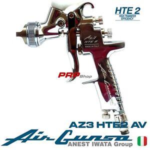 Air-Gunsa-AZ3-HTE2-AV-con-Valvola-Aria-1-3-mm-Pistola-A-Spruzzo-Professionale