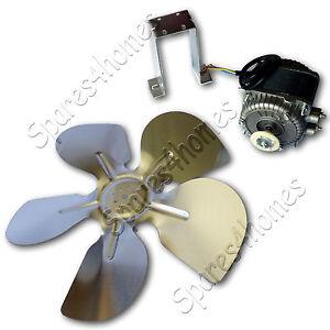 Details About Quality Universal 25w Fridge Refrigerator Freezer Motor Kit Bracket Fan Blade