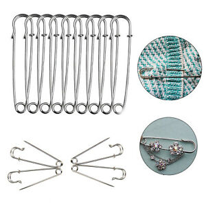 Strong-Heavy-Duty-Large-Safety-Pins-For-Craft-Jewelry-Laundry-Bag-Blanket-50mm
