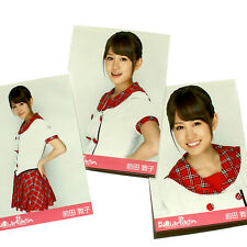 "AKB48 Atsuko Maeda ""AKB48 Minogashita Kimitachi e"" 3 photos complete set"