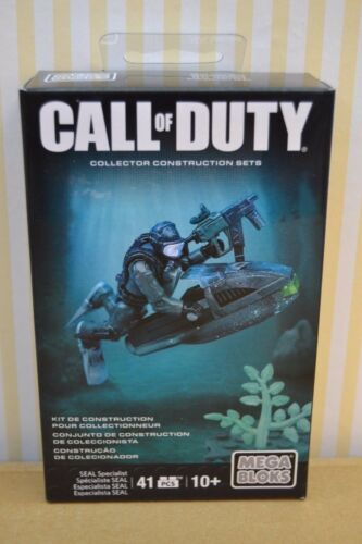Mega-Bloks Call of Duty   SEAL Specialist   NEU/&OVP    CNG72