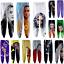 Fashion-Women-Men-Billie-Eilish-3D-Print-Casual-Pants-Sweatpants-Sport-Jogging thumbnail 1