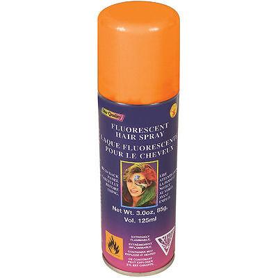 Temporary HairSpray Hair Spray Dye Fluorescent Color Halloween Spray 3 oz NEW
