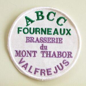 Ancien écusson VALFREJUS - ABCC Fourneaux Mont Thabor - Collector - PTaXWGkp-08040516-771944532