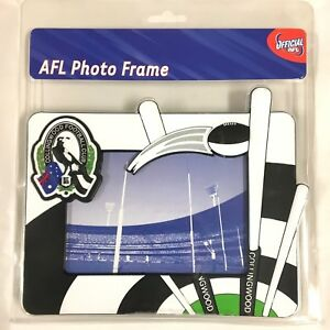 COLLINGWOOD-MAGPIES-AFL-OFFICIAL-FOOTY-PHOTO-PICTURE-FRAME