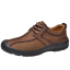 Men-Leather-Breathable-Shoes-Lace-up-Outdoor-Casual-Moccasin-Driving-Oxfords-NEW thumbnail 15