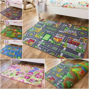Fun Baby Play Mats Streets Roads