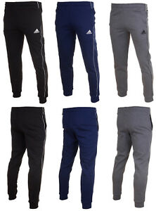 new arrival bb218 c1c64 Image is loading Adidas-Core-18-Mens-Tapered-Fit-Pant-Tracksuit-
