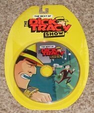 New! 2012 THE BEST OF THE DICK TRACY SHOW 1961 Classic Cartoons DVD Kids Movie