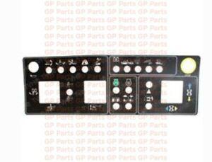 Material Handling GENIE 72441GT DECAL PLATFORM CONTROL PANEL ...