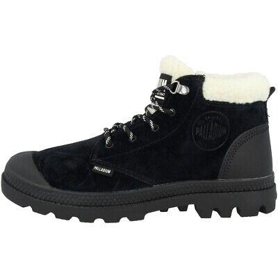Palladium Pampa Lo WT Schuhe Women Damen Winter Boots High Top Sneaker 96467-008