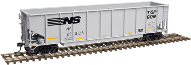 "20004010 HO-Scale NORFOLK SOUTHERN TopGon Hopper /""25000th Rebody Car/"" Atlas"